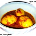 %North Indian Egg Curry Recipe