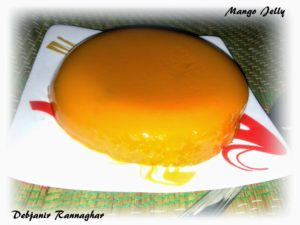 Mango Jelly Recipe Indian