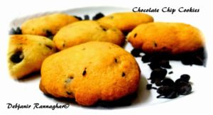 %Chocolate Chip Cookies Recipe