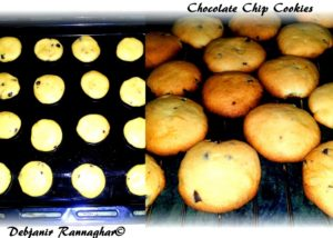 %Chocolate Chip Cookies making