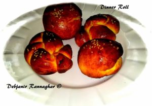 %Indian Dinner Roll Recipe