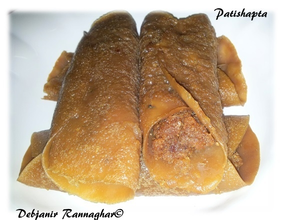 %Patishapta Recipe step by step Bengali sweet