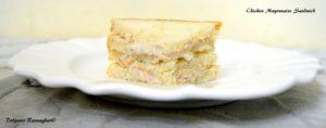 Chicken Mayonnaise Sandwich 2