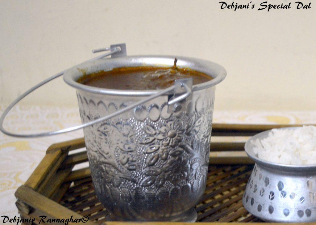 Debjani's Special Dal