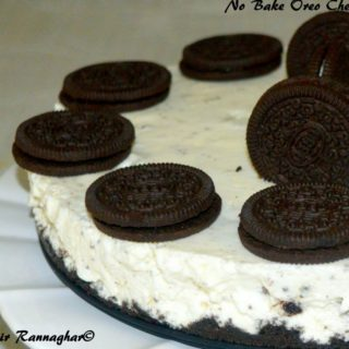 No Bake Oreo Cheesecake 3