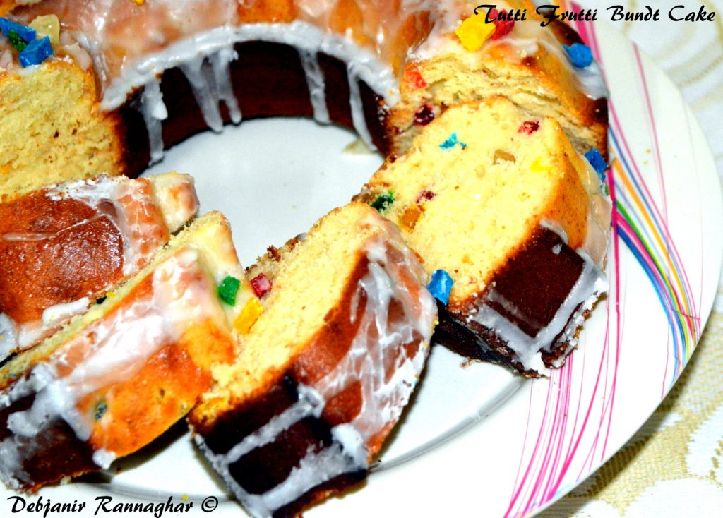 Tutti Frutti Cake Recipe With Oil