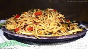 Chilli Garlic Veg Noodles 2