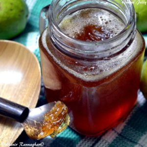 Guava Jelly 1