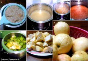 %making of Guava Jelly %Debjanir Rannaghar