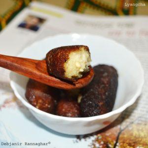 Lyangcha Bengali Sweet Recpe