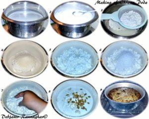How to make Chenna Poda from Odisha