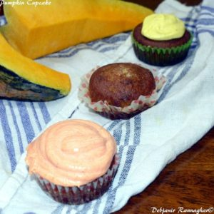 Pumpkin Cupcake (3)