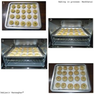 How to bake Nankhatai