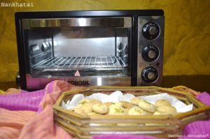 How to make Nankhatai