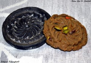 Khejur Gurer Sandesh Recipe