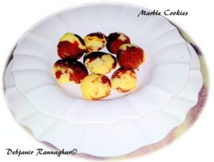 Marble Cookies