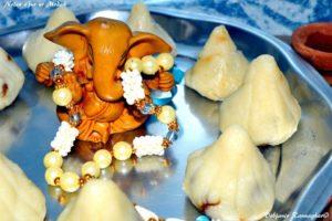 Modak on Ganesh Chaturthi Recipe