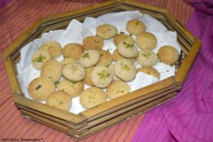 Nankhatai Cookie Recipe Indian