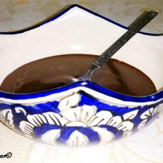 %Chocolate Ganache Recipe