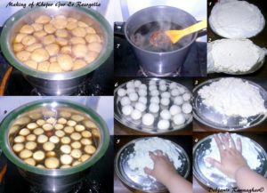 %Step by step How to make Khejur Gurer Rosogolla