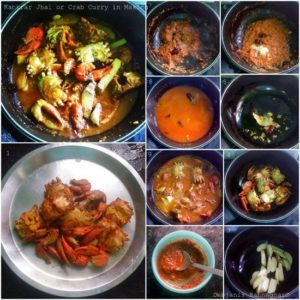 %How to make Bengali Crab Curry