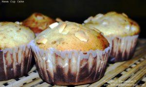 %Mawa Cup Cake Recipe