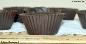 %Chocolate Cups Recipe