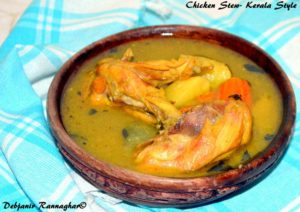 %Kerala Chicken Stew easy recipe