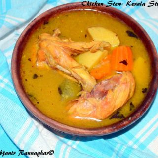 %Kerala Style Chicken Stew Recipe