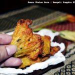 %Kumro Phuler Bora Recipe