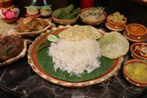 Food at the Bengali Food Festival at The Fern Residency, Kolkata - 2