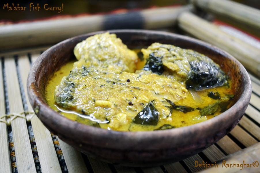 %Malabar Fish Curry