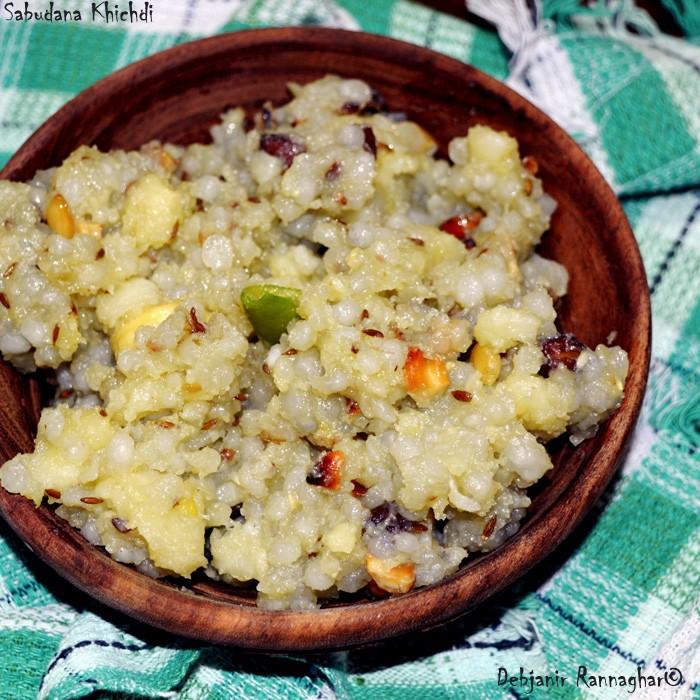 %Sabudana Khichdi Recipe