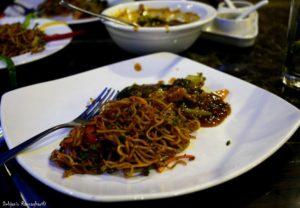 %veg Noodles Kuaizi n Kadai