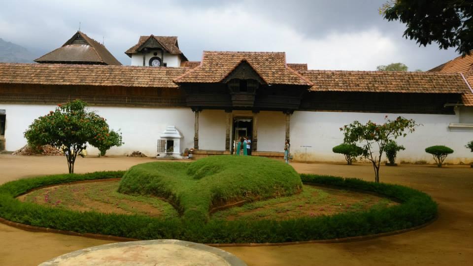 %Padmanabhapuram Palace