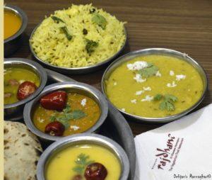 %Rajasthani food Khandani Rajdhani
