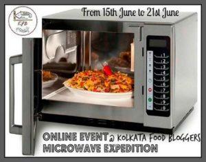 Microwave event Indrani
