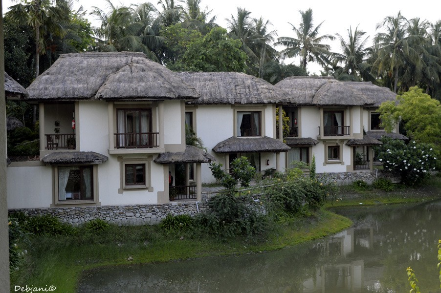 The Vedic Village Spa Resort! Blogger's meet over the Sunday Family Brunch…