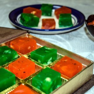 %karachi halwa recipe