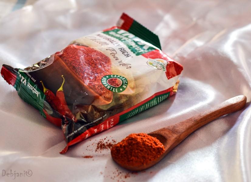 %Tata Sampann Chilli Powder