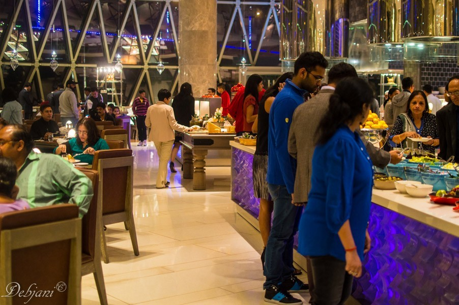 Grand Hotel Kolkata Buffet Price