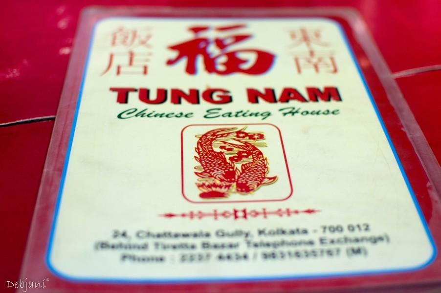 %Tung Nam