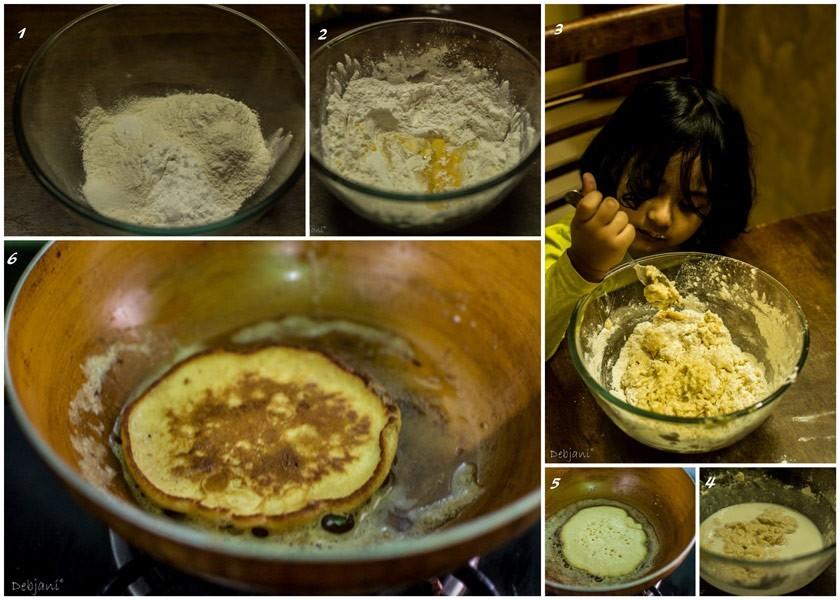 %Pancake Making