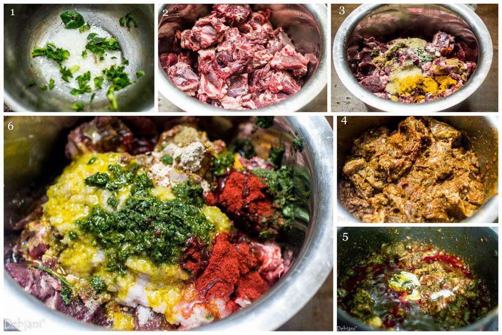 %Mutton Handi Kebab