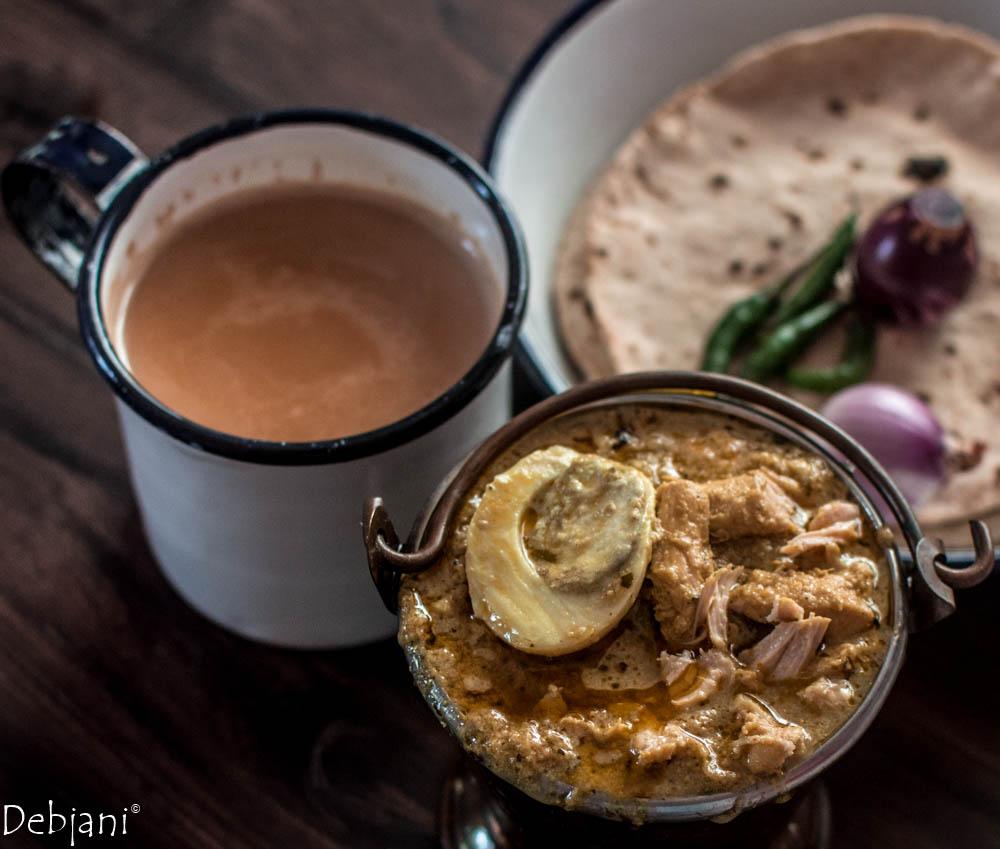 %Chicken Bharta