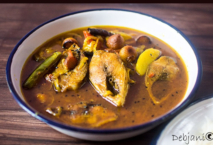 %Ilish Macher Tel Jhol