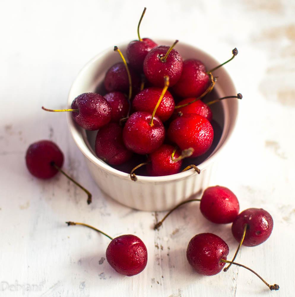 %Fresh Cherry