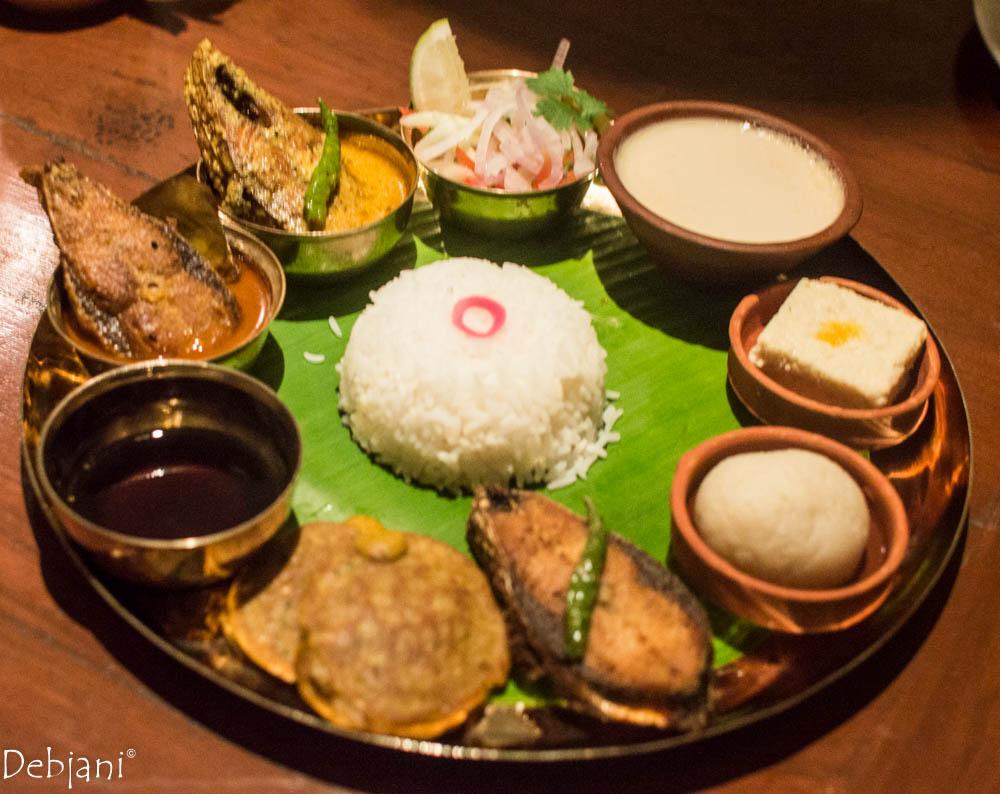 %Ilish Festival Taj Bengal