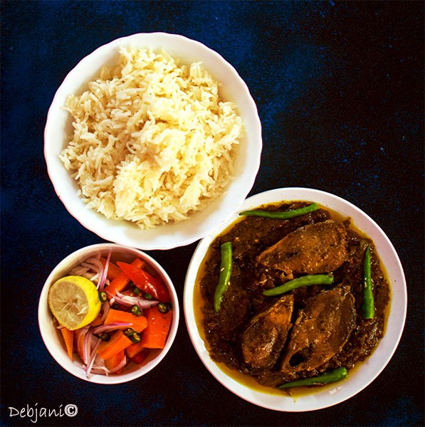 %Ilish Macher Korma