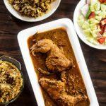 %Bangladeshi Chicken Roast